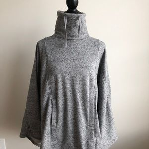UGG Athleisure Poncho - Fleece Lined - Sz XS/S